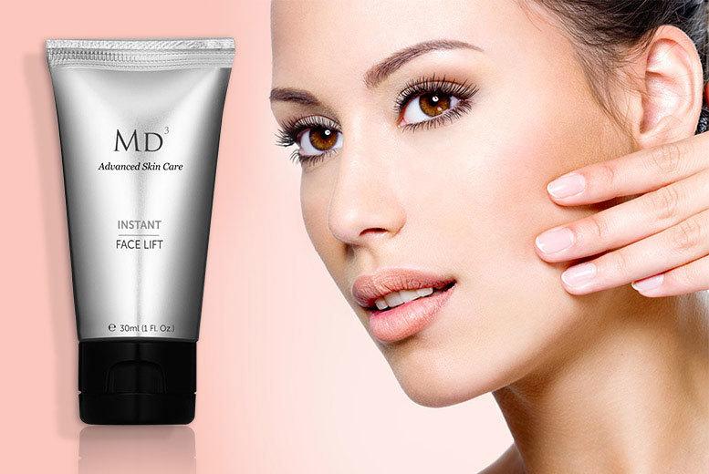 30ml Md3 Instant Face Lift Cream Shop Wowcher