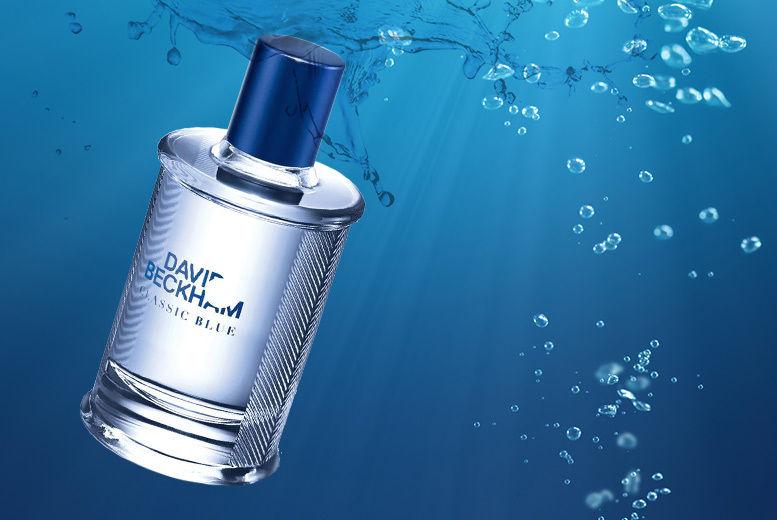 David Beckham Classic Blue Edt 90ml Perfumes Deals In Shop Wowcher