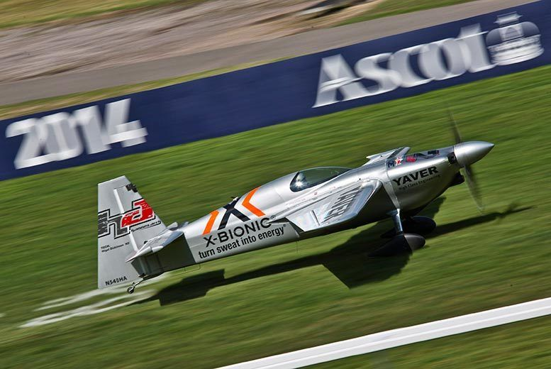 Red Bull Air Race @ Ascot Racecourse | London | Wowcher