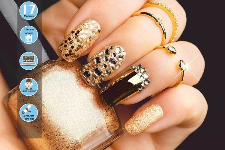 Nail Art Business Diploma Course Includes Video Content