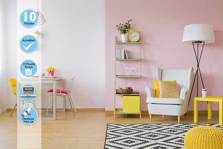 accredited interior design home styling online course learning rh wowcher co uk Top Accredited Interior Design Schools Onlinr School Interior Design