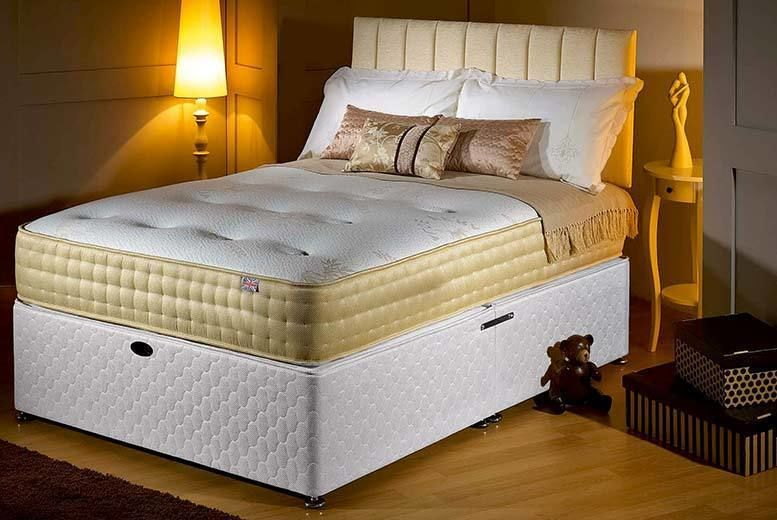 new arrival 64d02 f2828 Royal Luxury Gold Natural Touch Mattress | Beds & Mattresses ...