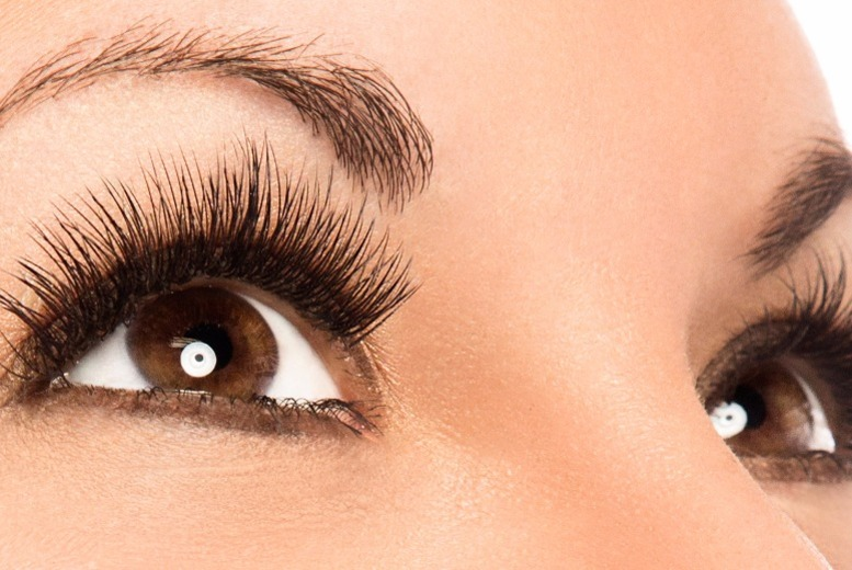 Hd Brows With Eyelash Tint Pamper Package Gedds Nails Hair