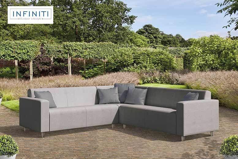 Stupendous Garden Corner Sofa Shop Livingsocial Inzonedesignstudio Interior Chair Design Inzonedesignstudiocom