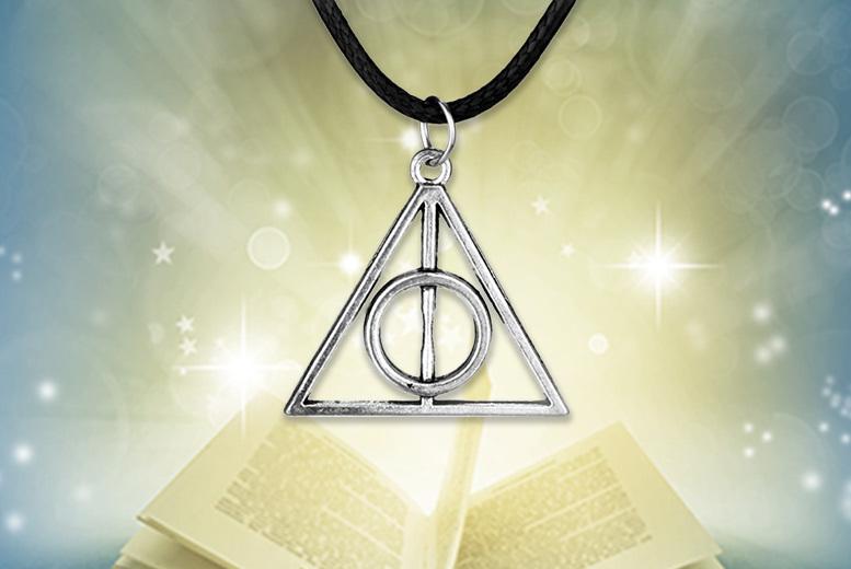 Harry Potter Inspired Three Hallows Choker Shop Wowcher