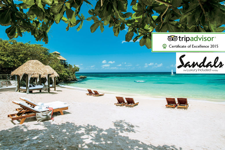 All Inclusive Jamaica Honeymoon: Sandals 7nt 5* All-Inclusive Jamaica, Honeymoon Villa