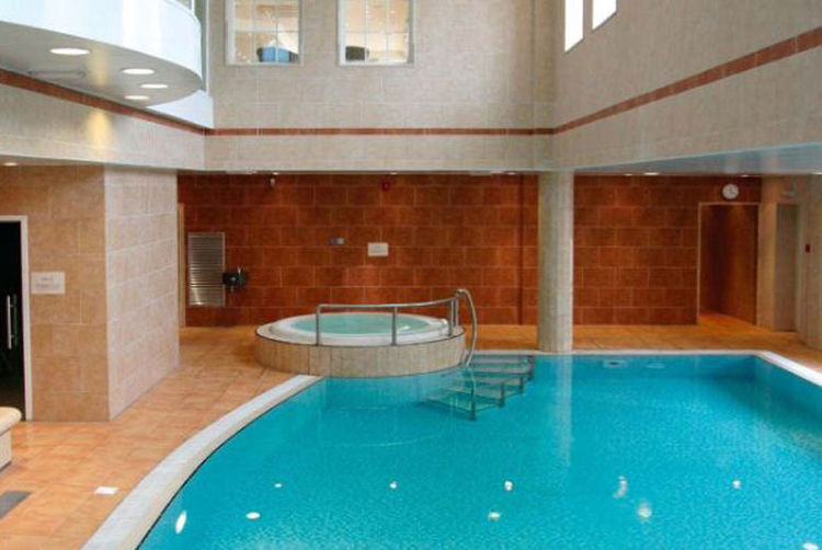 Image result for ice bear in spa at yew lodge