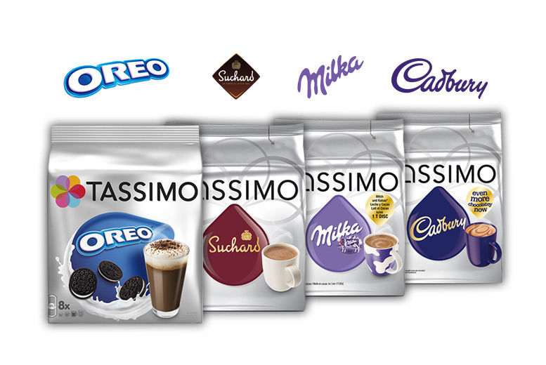 Tassimo Hot Chocolate Mega Pack Cadburys Oreo More