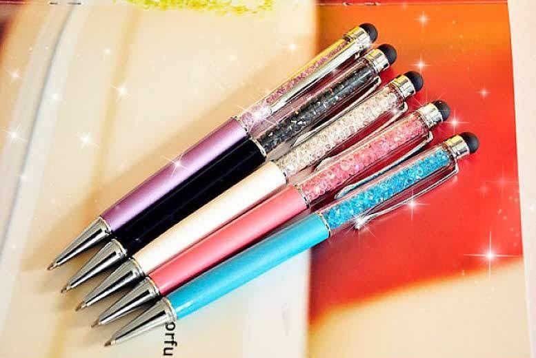 907859f92cc2 Crystal Pen   Stylus - Made with Swarovski Elements!