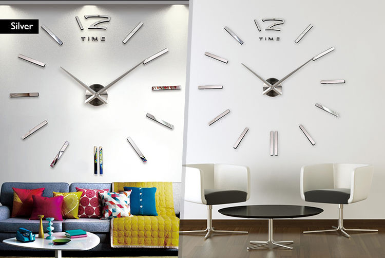 Large Wall Clock | eBay