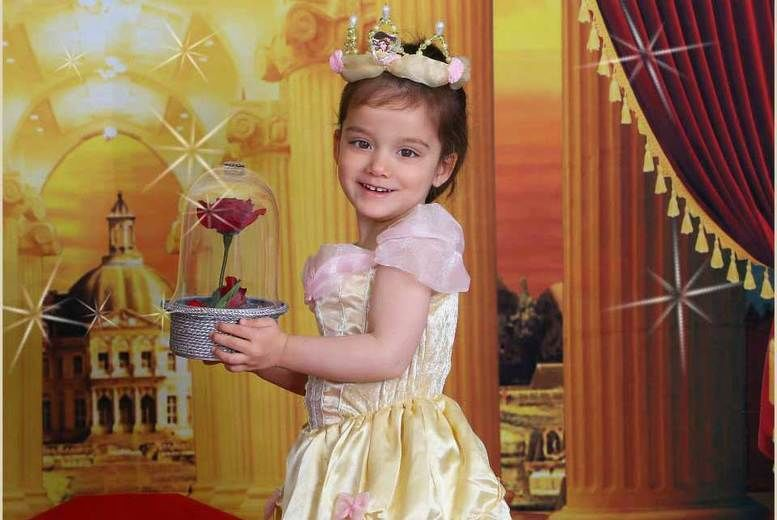 Beauty The Beast Or Princess Childrens Photoshoot Kent Wowcher