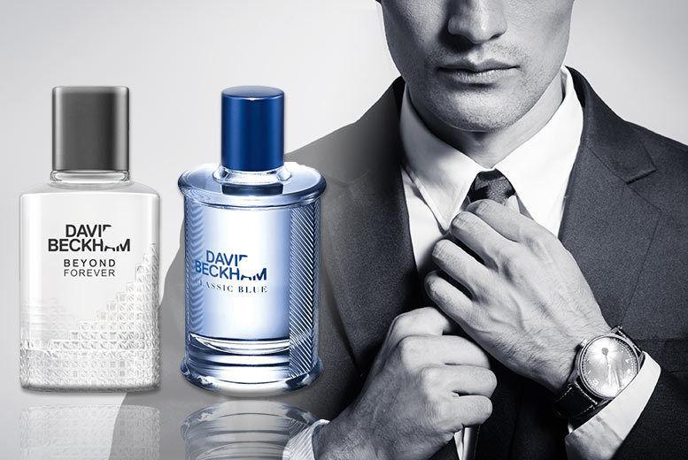 David Beckham Edt 90ml 2 Scents Perfumes Deals In Cardiff Wowcher