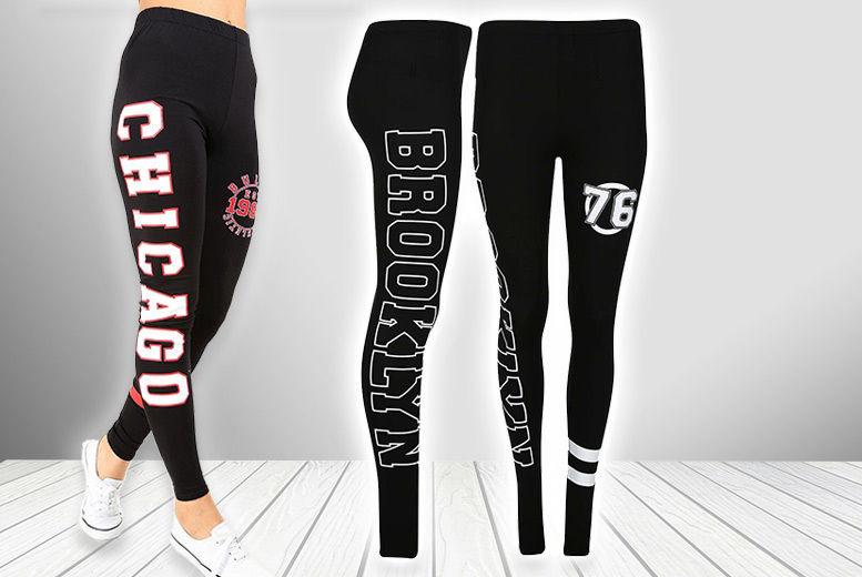b6176ee81c324 Workout Leggings - 2 Styles & Sizes UK 8-22!   Womenswear deals in ...