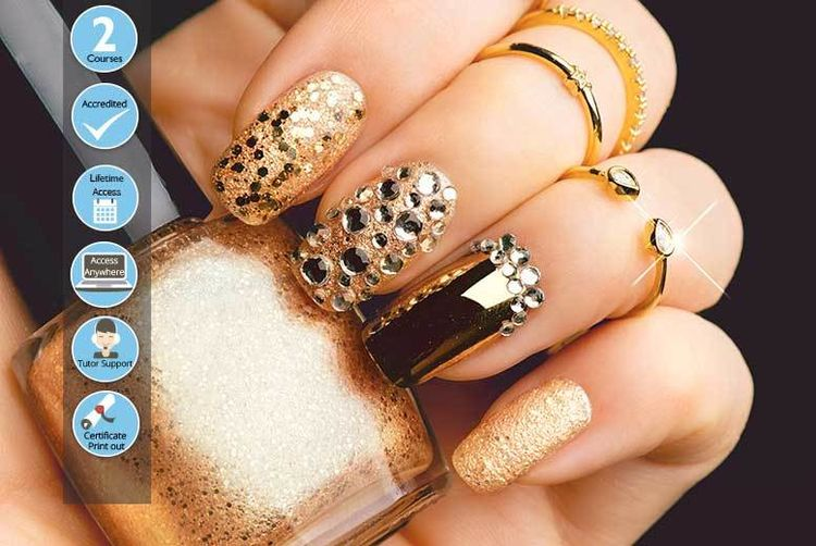 Nail Art Nail Technician Courses Includes Video Content