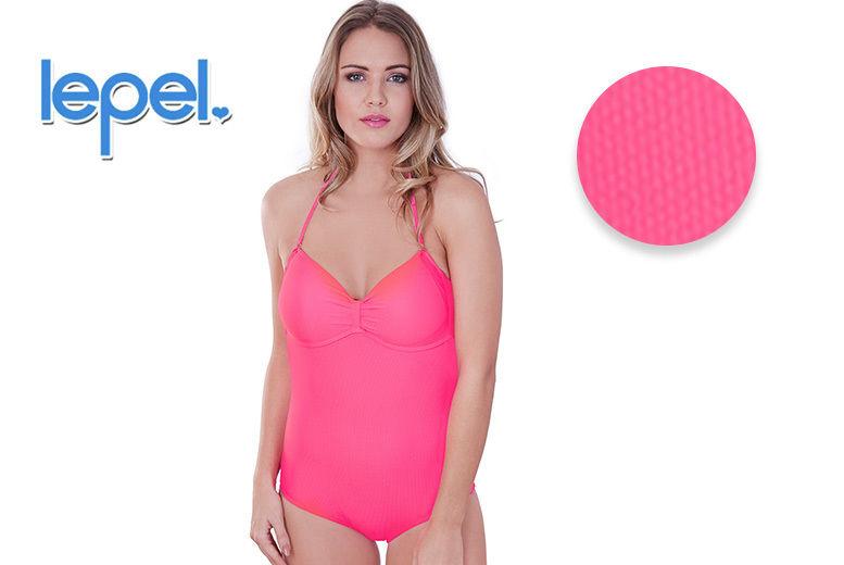 Lepel Neon Pink Swimsuit