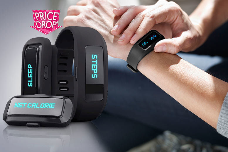 iFit Active Fitness Tracker | Shop | Wowcher