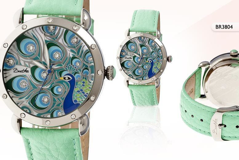 e7be2ee501c5 Bertha  Genevieve  Watch - 3 Colours!
