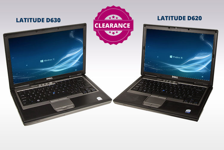 Dell Or HP Laptops Clearance Sale