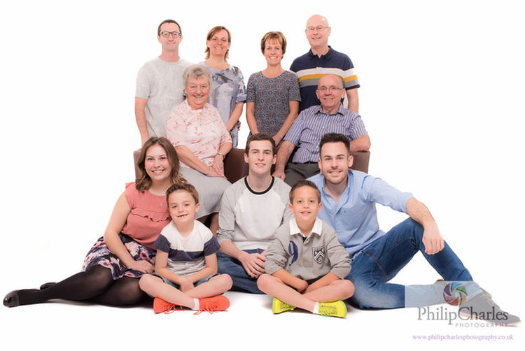 Large family photographs 2
