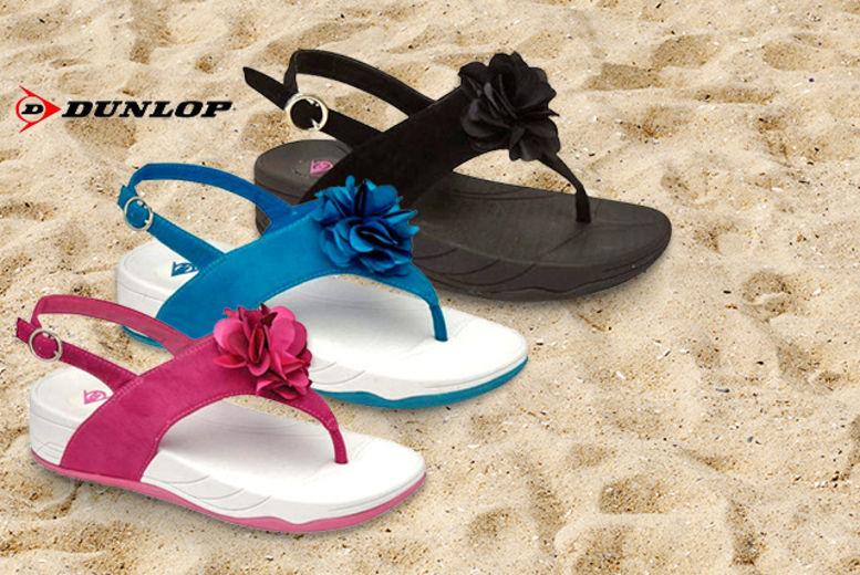 ee5c66b042c Dunlop Toning Sandals   Shop   Wowcher