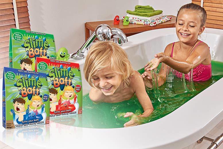 Kids Bath Slime Shop Wowcher