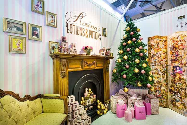 2 Christmas Ideal Home Show Tkts Olympia London Voucher From 17 Fairs Shows Deals In London Livingsocial