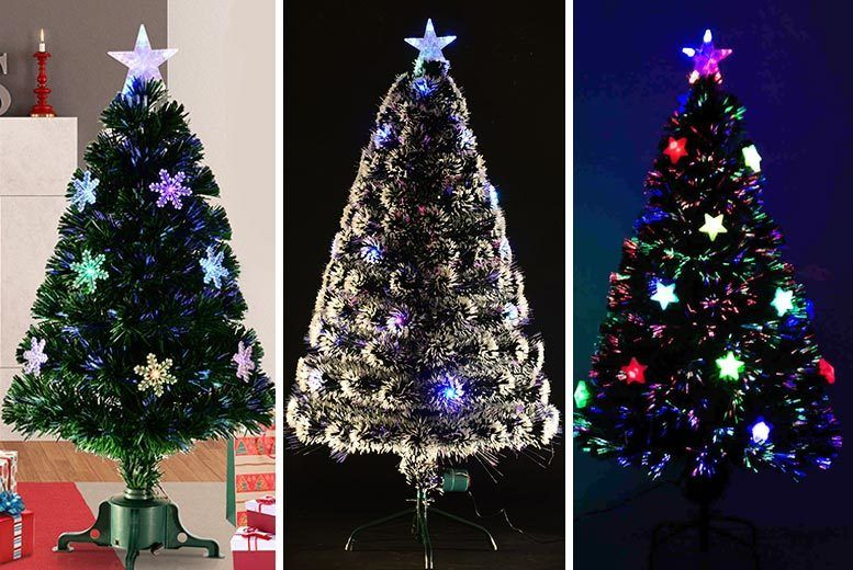 Artificial Christmas Tree Sizes.Artificial Christmas Tree 3 Styles 3 Sizes Shop Wowcher