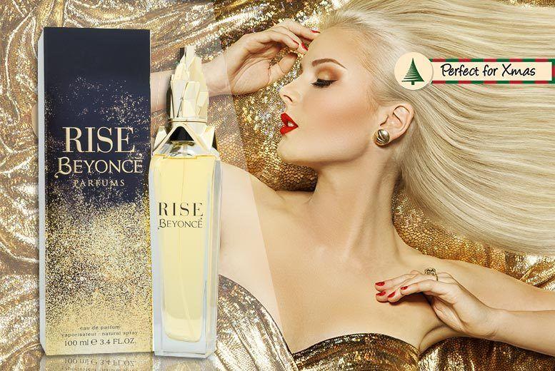 Beyonce Rise Eau De Parfum 100ml Shop Wowcher