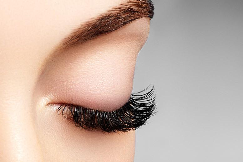 Individual Eyelash Extensions Voucher 19 London Wowcher