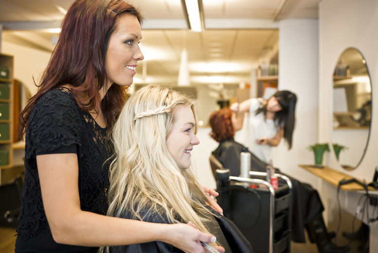 Full Day Hair Extensions Course Manchester Wowcher