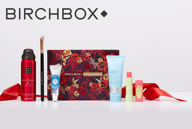 2 For 1 Birchbox Subscription Shop Wowcher