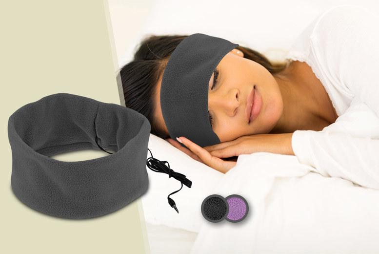 Sleep Headphones 2 Colours Shop Wowcher
