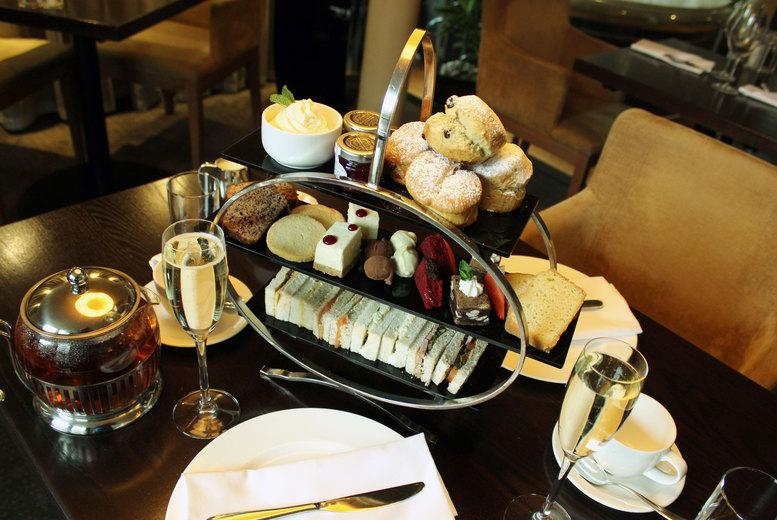 Afternoon Tea Townhouse Hotel Manchester Wowcher