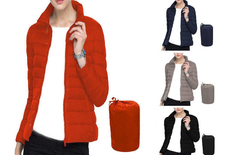 34611994e7b Ultra-Light Packable Puffer Jacket - 4 Colours!