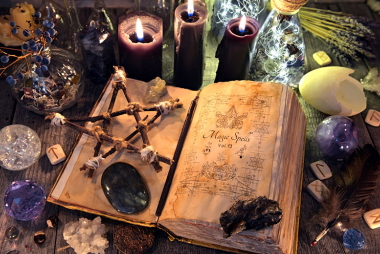 Wicca & Witchcraft Course Bundle | Shop | Wowcher