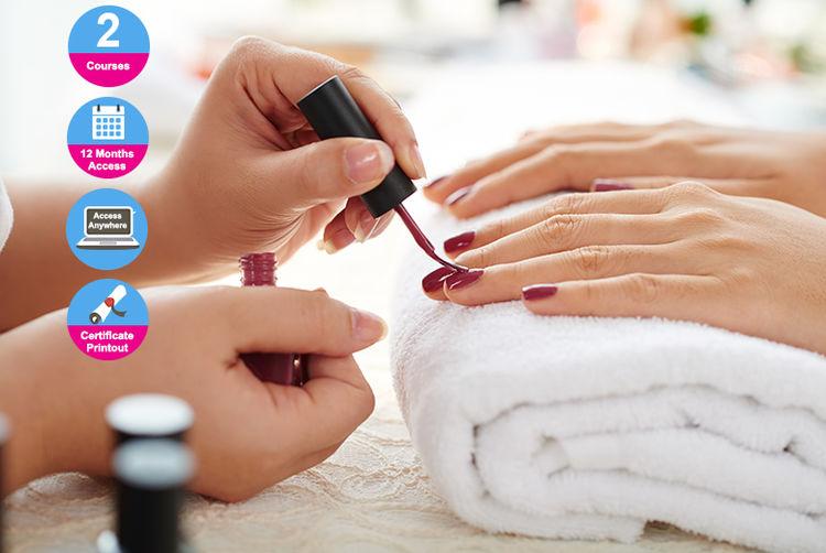 Professional Gel Nail Technician Manicurepedicure Diplomas