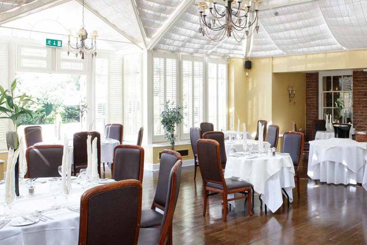 Hadley Park Hotel Afternoon Tea