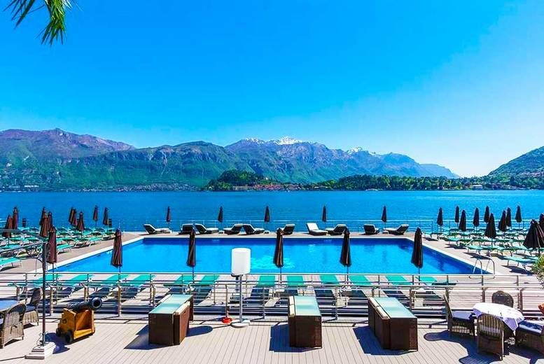 hotel deals lake como