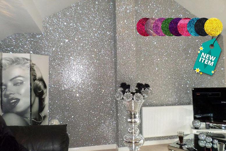 Glitter Paint For Walls London Wowcher