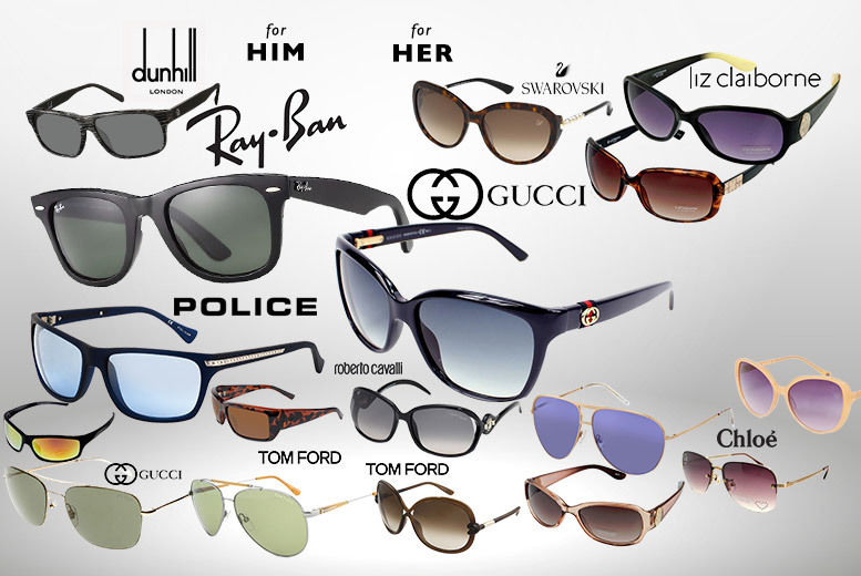 c26fbd8a7d7 Mystery Designer Sunglasses for Him or Her - Ray Ban