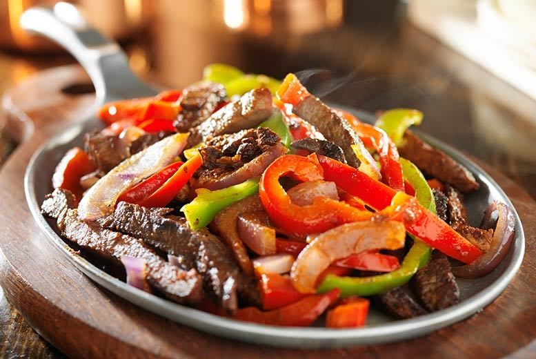 Birmingham City Centre Chiquito Meal - Sizzling Beef Fajita ...