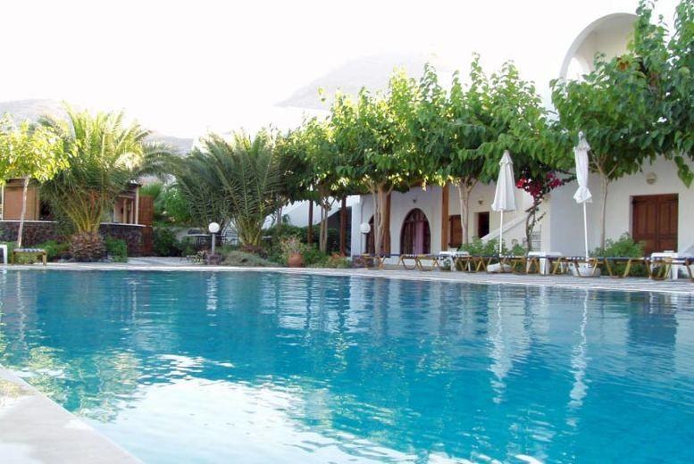 Santorini Holiday Voucher Flights 169pp Greece Deals In Travel