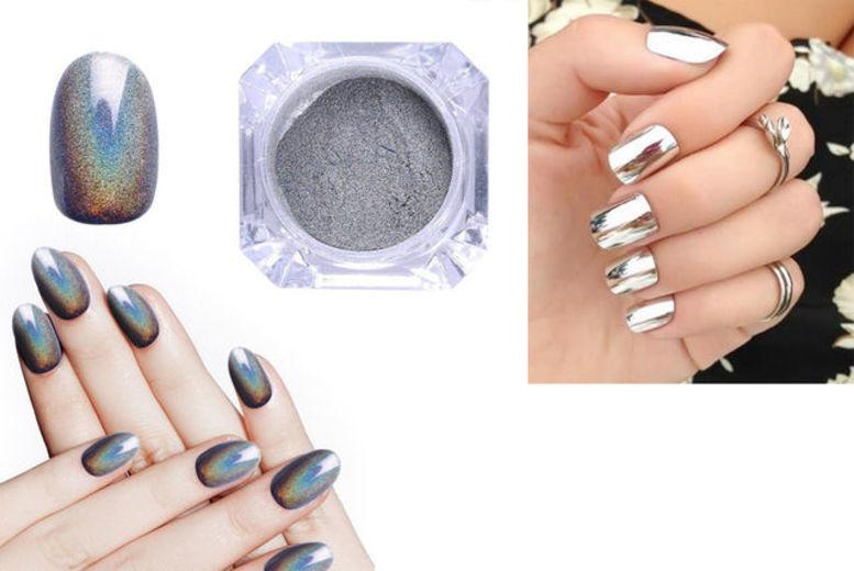 Magic Mirror\' Nail Powder - 2 Colours! | Nails deals in Nottingham ...
