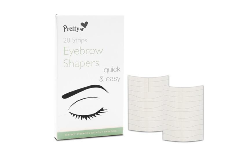 Eyebrow Shaping Wax Strips | London | Wowcher