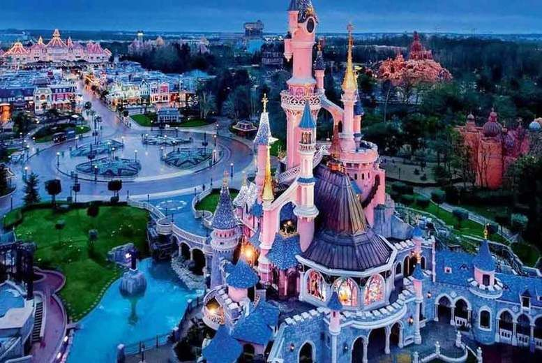 4 Disneyland Paris Stay With Park Tickets And Flights From 149pp