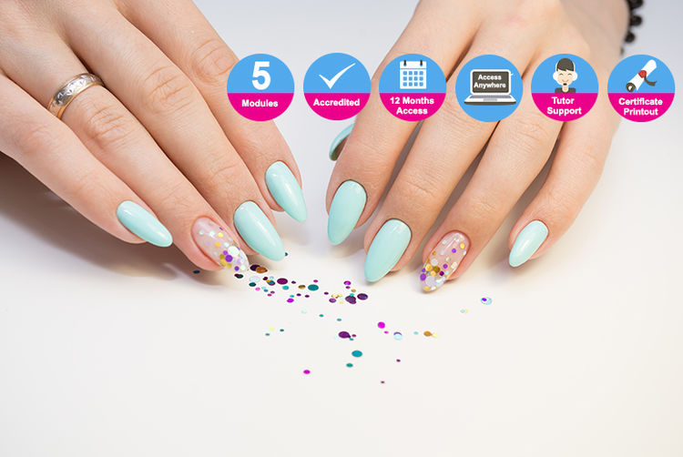 Accredited Online Nail Technician Nail Art Course London Wowcher