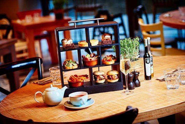 Marco Pierre White\'s Bardolino Birmingham Afternoon Tea for 2 ...