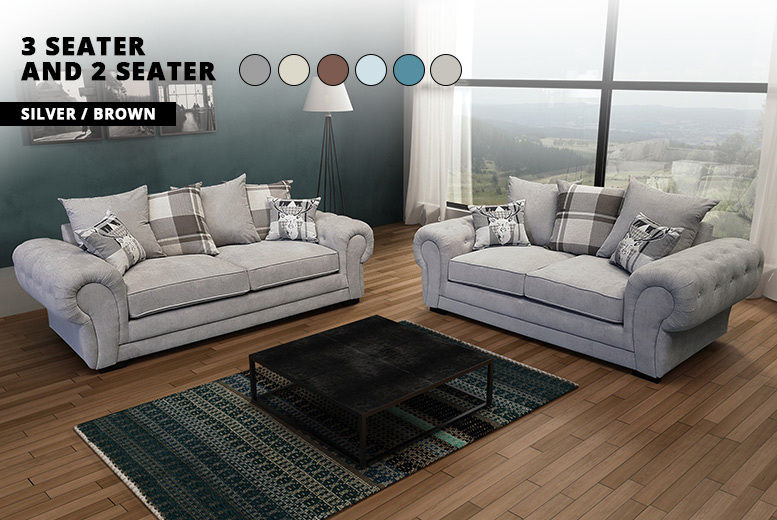 Fine Venice Sofa Set Range Of Colours 5 Options Free Pabps2019 Chair Design Images Pabps2019Com