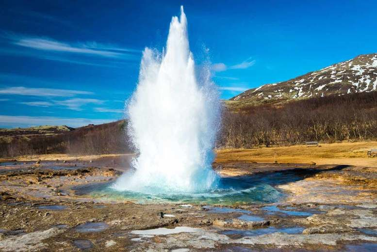 ccc689d302da 2, 3 or 4nt Iceland Holiday Voucher with Flights from £99pp ...