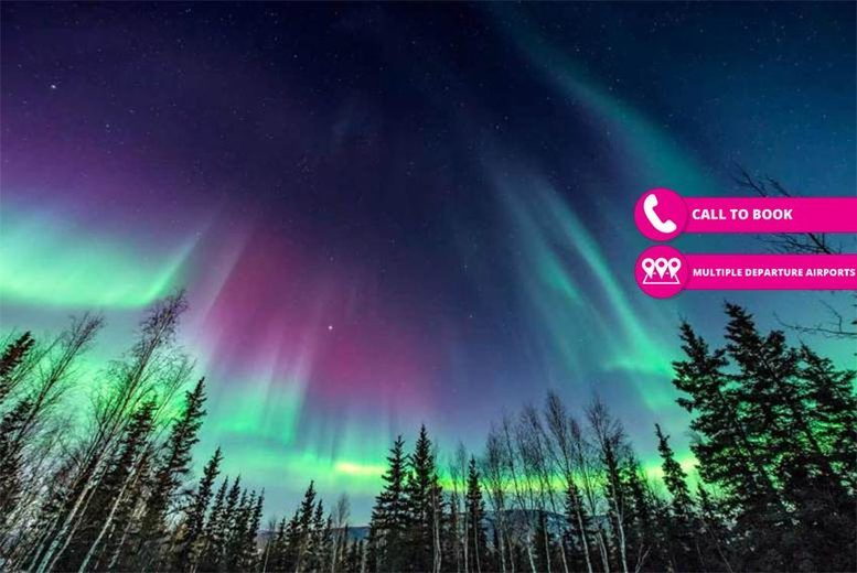 e059250003fd 2-4nt Iceland Holiday with Flights - Northern Lights & Golden Circle  Upgrades!